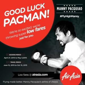 airasia pacman promo