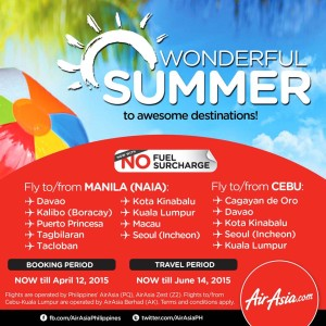summer sale airasia 599